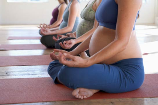 Pure Yoga & Prenatal Yoga Classes